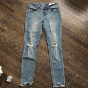 Denim - Boutique Light Washed Jeans